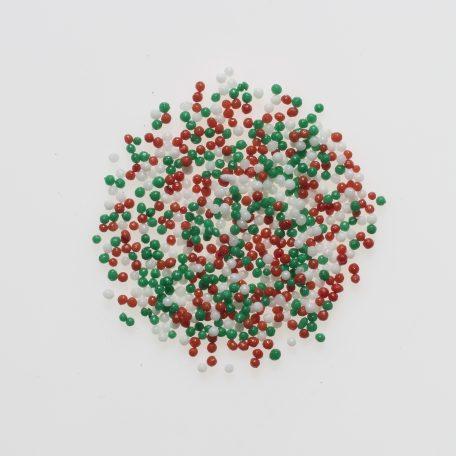 Christmas Nonpareil Mix