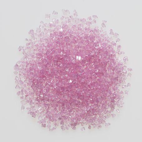 Natural Pink Sanding Sugar